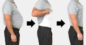 Kenmerken van het dieet voor gewichtsverlies voor mannen