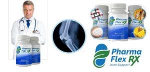 Pharmaflex Rx website – Nederland