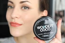 Wondercoco - voor het bleken van tanden - Radar - Review - Contra-indicaties