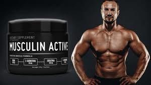 Musculin Active - voor spieropbouw - instructie - fabricant  - kopen