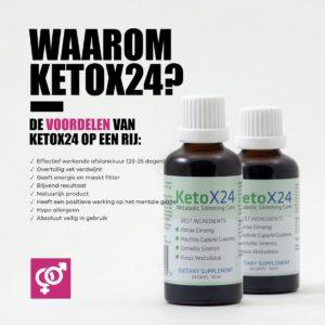 Keto X24 - instructie - opmerkingen - werkt niet