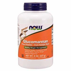 Glucomannan - oplosbare vezel voor spijsvertering - forum - instructie - werkt niet