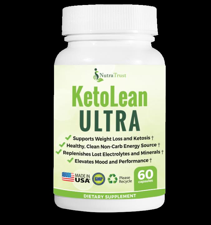 KetoLean Ultra Diet - om af te vallen - forum - review - kruidvat