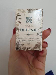 Detonic - creme - tablets - capsules