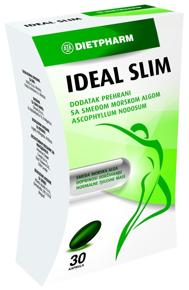 Ideal Slim - voor gewichtsverlies - radar - effecten - bijwerkingen
